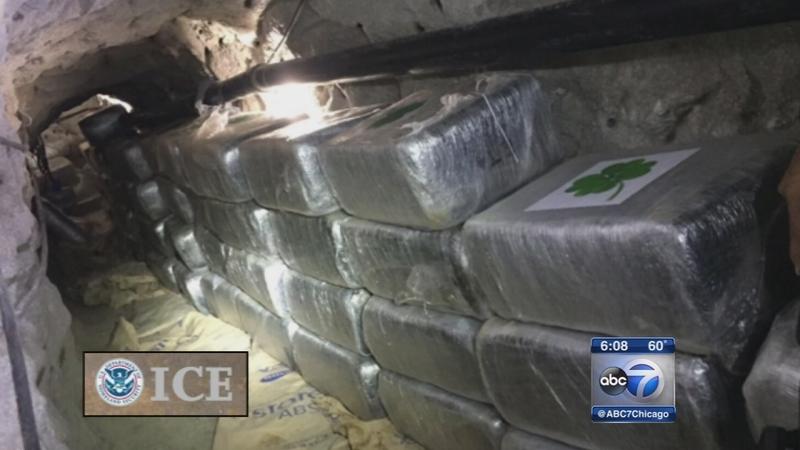 Feds shut down cartel supertunnel