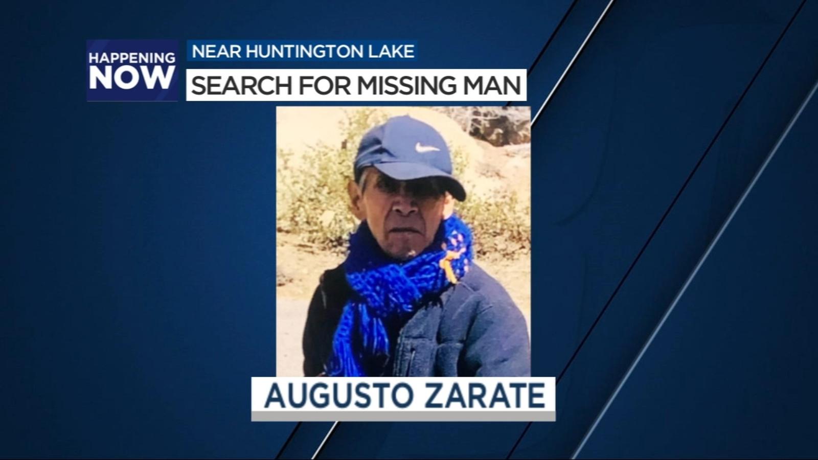 Deputies searching for 85-year-old man missing near Huntington Lake