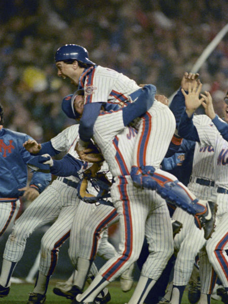 """<div class=""""meta image-caption""""><div class=""""origin-logo origin-image none""""><span>none</span></div><span class=""""caption-text"""">Gary Carter, is lifted into the air by relief pitcher Jesse Orosco following the Mets victory in Game 7. (AP Photo/Paul Benoit) (AP Photo/ Paul Benoit)</span></div>"""