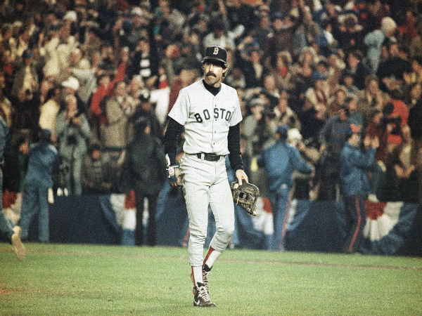 """<div class=""""meta image-caption""""><div class=""""origin-logo origin-image none""""><span>none</span></div><span class=""""caption-text"""">Bill Buckner ileaves the field after committing an error on a ball hit by Mets Mookie Wilson which allowed the winning run to score in Game 6.  (AP Photo/Rusty Kennedy) (AP Photo/ Rusty Kennedy)</span></div>"""