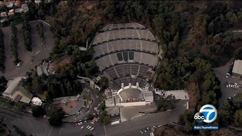 Hollywood Bowl Calendar 2022.Hollywood Bowl Releases 2021 Season Lineup Here Are The Summer Concerts You Can Watch Abc7 Los Angeles