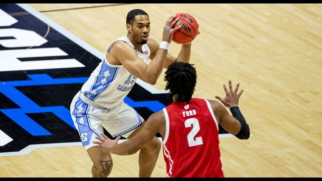 Garrison Brooks announces transfer to Mississippi State