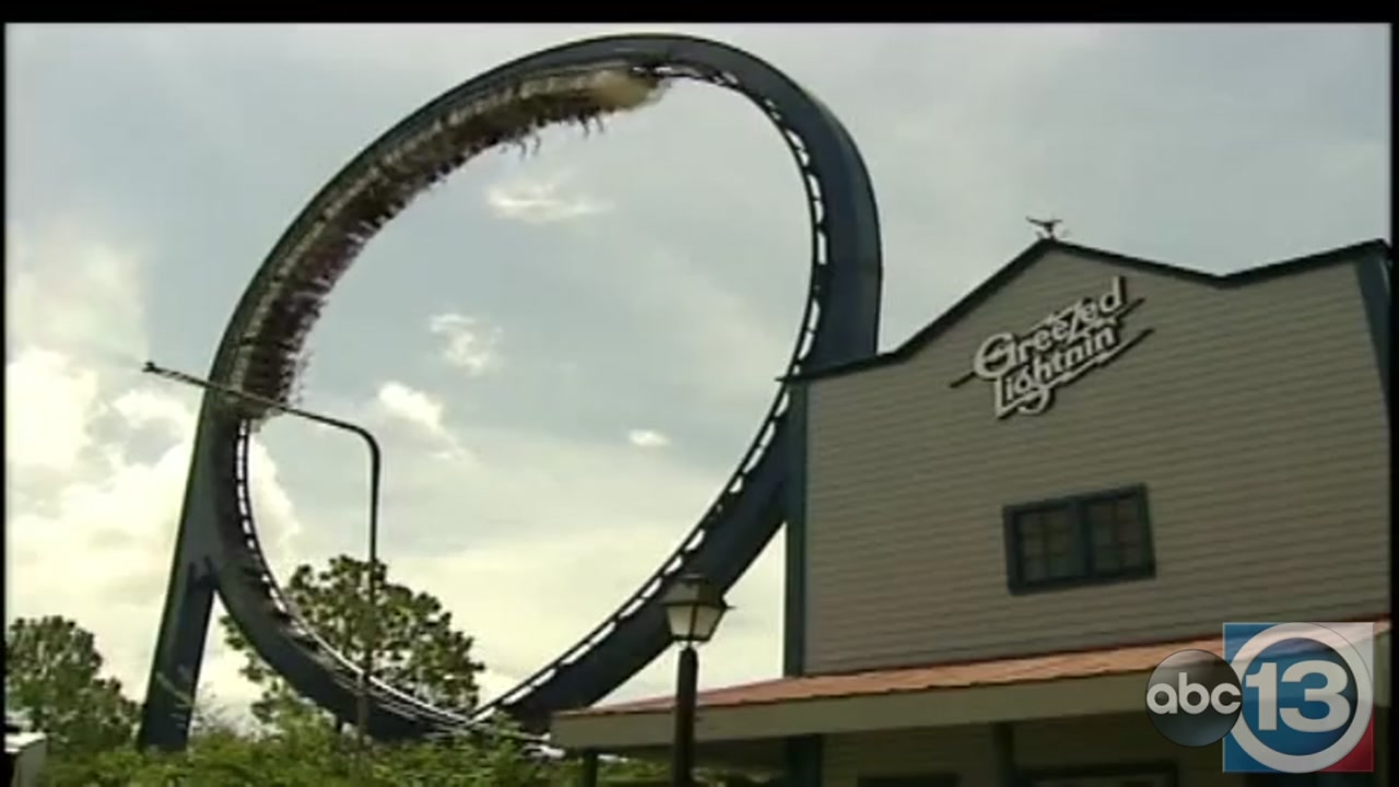 A Look Back At Houston S Six Flags Astroworld Abc13 Houston