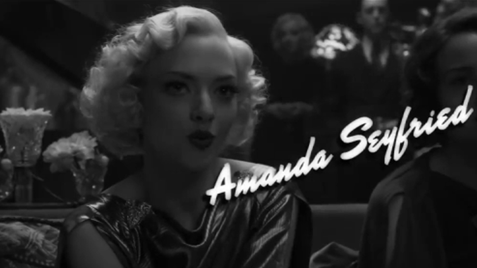 Amanda Seyfried talks about her Oscar nomination for 'Mank'
