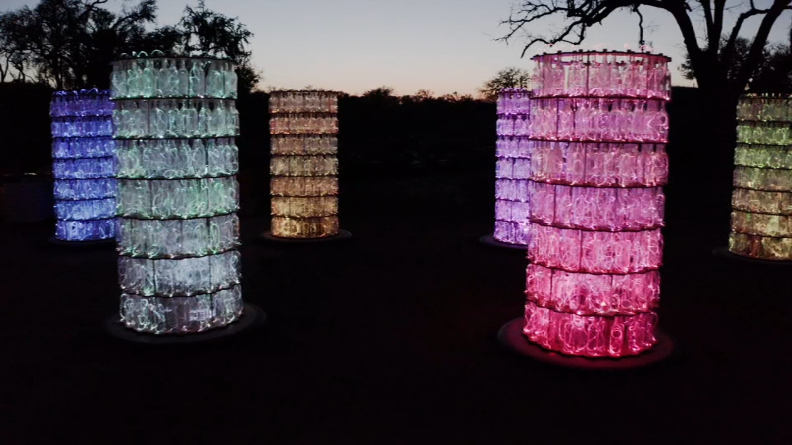 'Field of Light' exhibit in Paso Robles is back - with a brand new addition!
