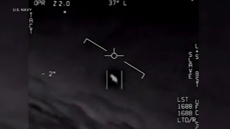 What we know about UFOs: How the Pentagon has handled reported sightings,  mysterious videos and more - ABC7 Los Angeles