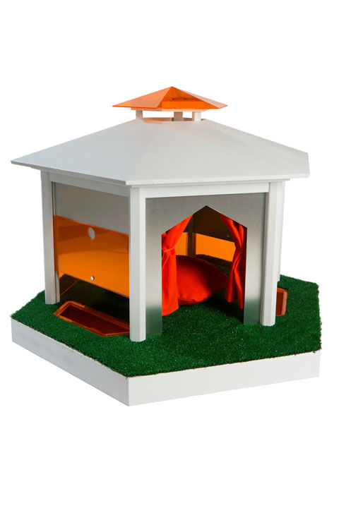 "<div class=""meta image-caption""><div class=""origin-logo origin-image none""><span>none</span></div><span class=""caption-text"">These state-of-the-art doghouses were created by Houston's top architecture design firms. They are part of Houston's Annual Barkitecture event benefitting Pup Squad Animal Rescue. (Photo/Shannon O'Hara)</span></div>"