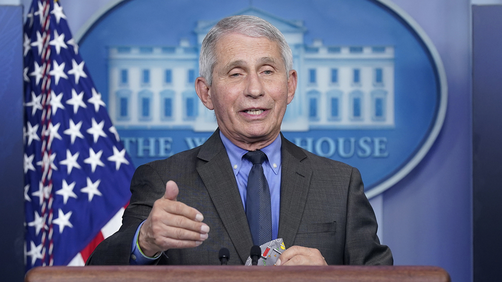 Fauci says he expects US to resume using Johnson & Johnson COVID vaccine by Friday