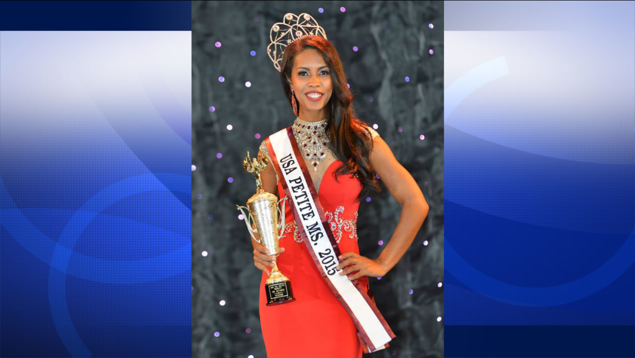 Dania Denise from Fairfield was crowned Ms. Petite U.S.A. at the pageant in Largo, Florida.