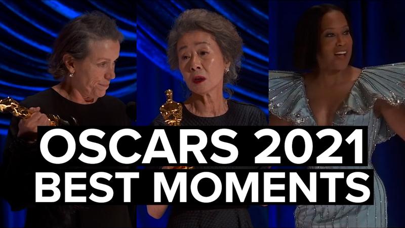 Oscar Winners 2021: Full list of Academy Awards; Nomadland ...