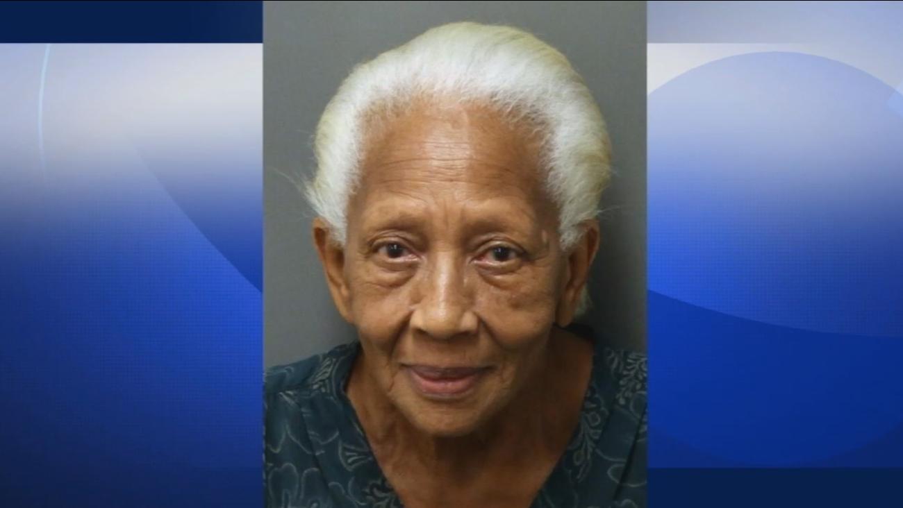 Doris Payne is seen in an undated mugshot.