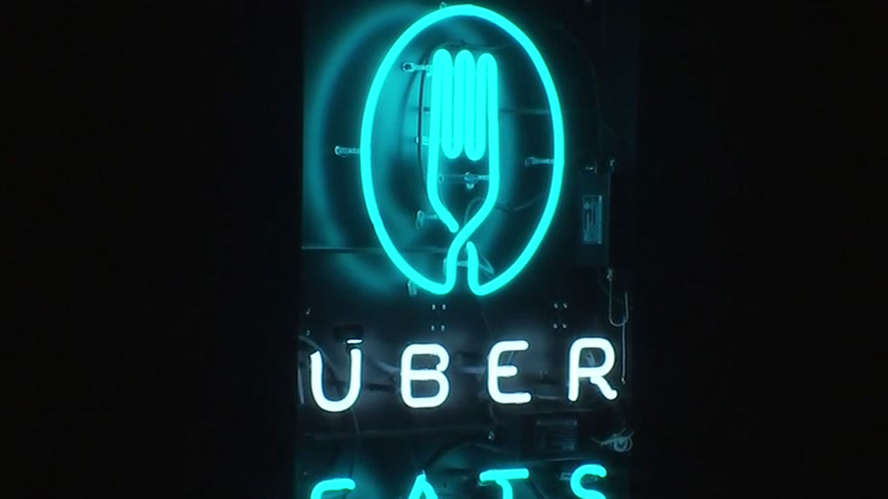 Uber Eats launches in Houston