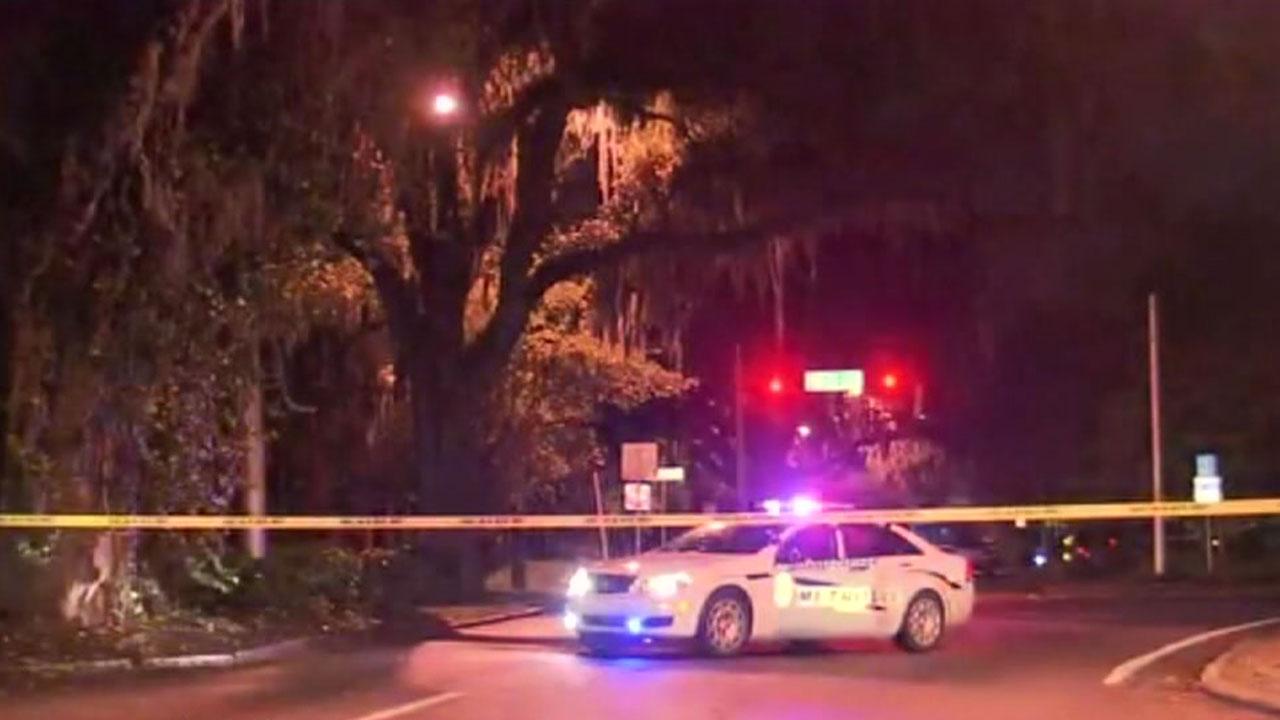 Two officers shot in Savannah, Georgia