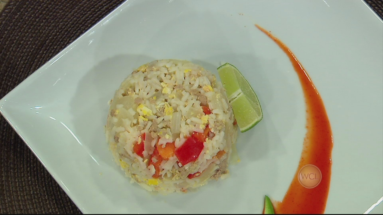Home Cook: Michelle's Spicy (and Healthy!) Fried Rice