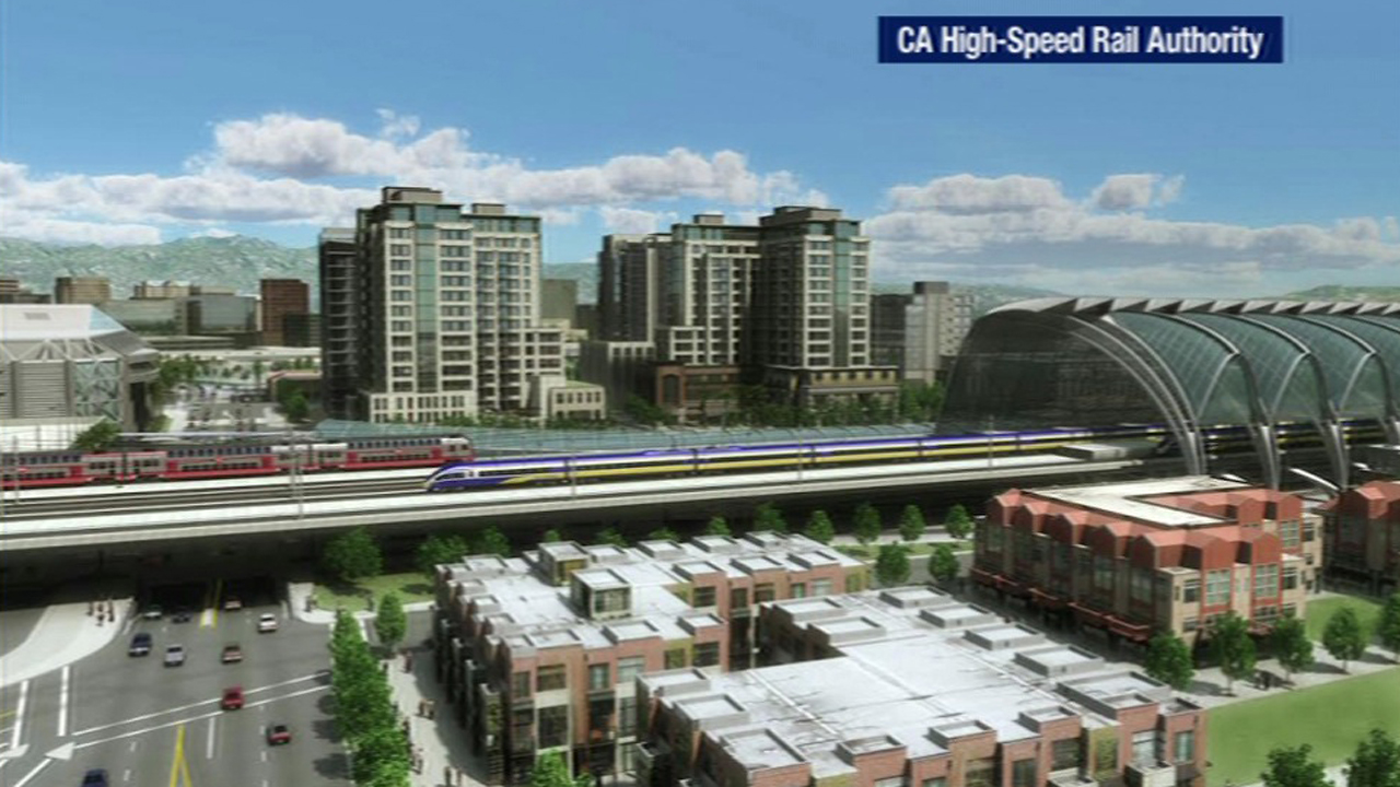 San Jose Diridon station area plan (California High-Speed Rail Authority)