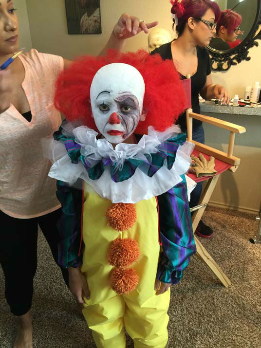 <div class='meta'><div class='origin-logo' data-origin='none'></div><span class='caption-text' data-credit='ABC Photo'>Jordan Penilla's love for horror films manifests itself in the form of some head-turning Halloween costumes.</span></div>