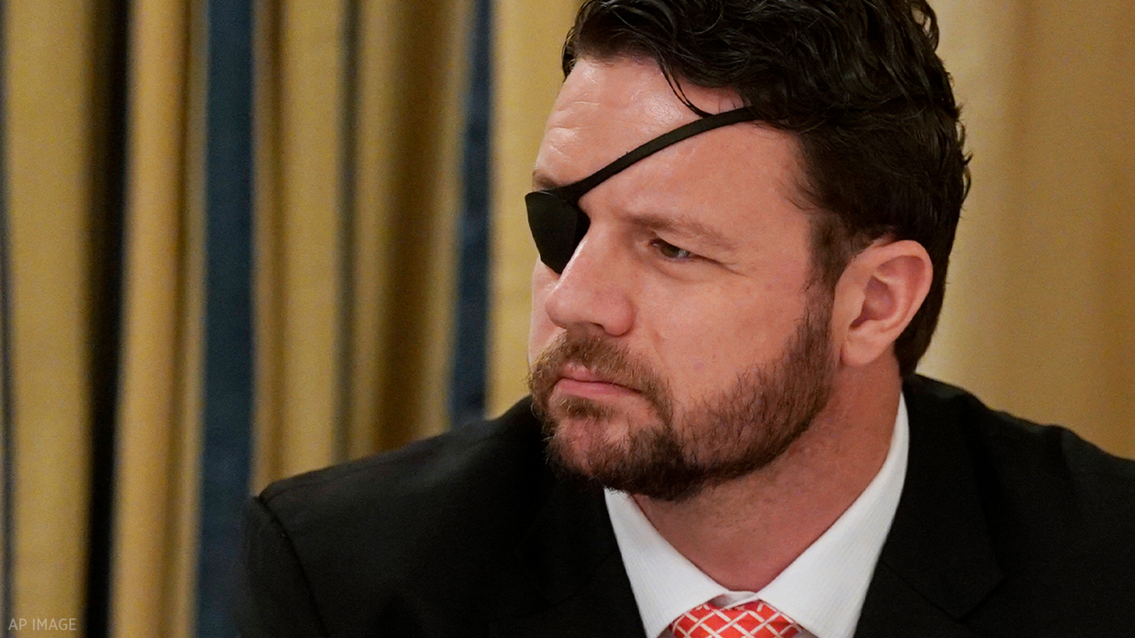 ABC13 Exclusive: Rep. Dan Crenshaw talks emergency eye surgery and recovery ahead