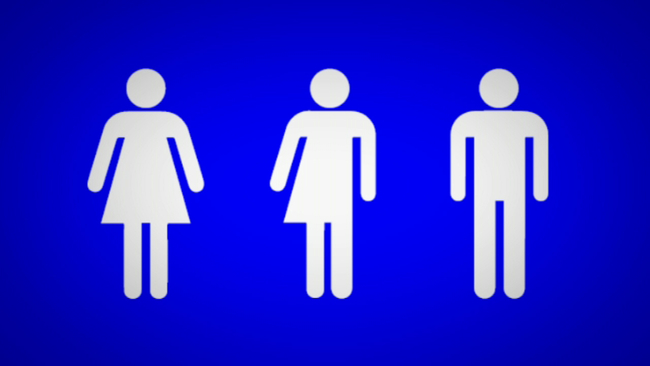 Genderneutral Bathroom Signs Coming To Evanston Abcchicagocom - Gender neutral bathroom signs