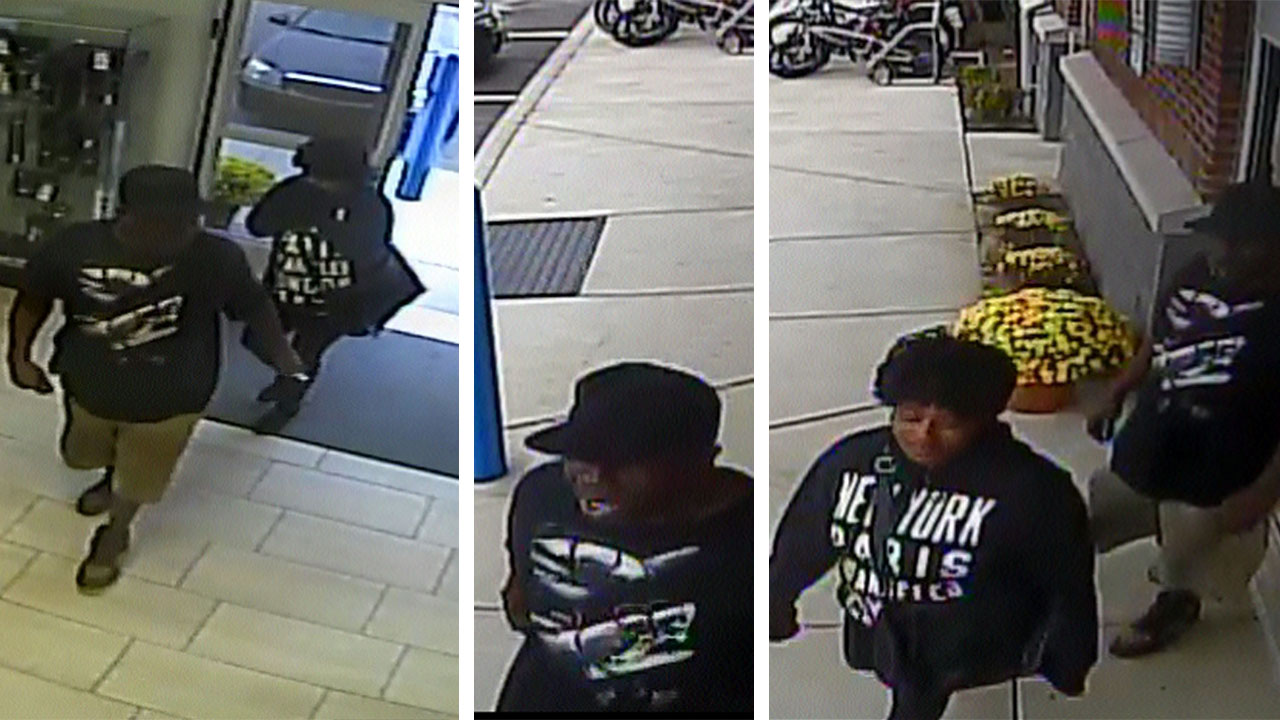 Surveillance images from Parker Pawn. (Image source: Cumberland County Sheriff's Office)