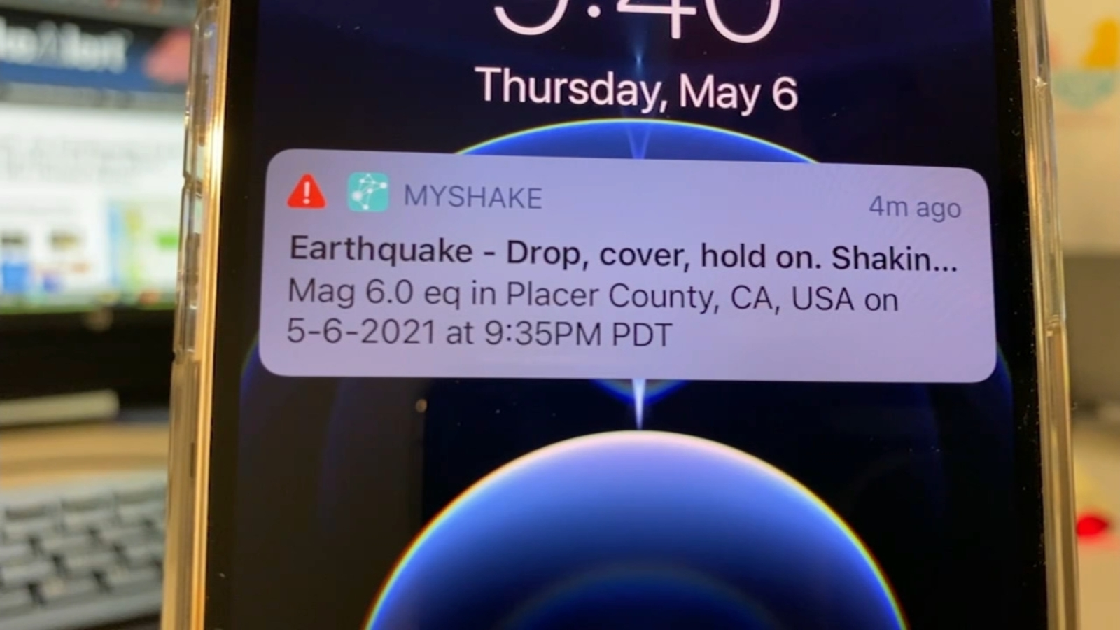 A look into ShakeAlert warning system after 6.0 NorCal quake notification rattles Bay Area residents