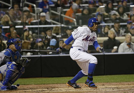 "<div class=""meta image-caption""><div class=""origin-logo origin-image none""><span>none</span></div><span class=""caption-text"">New York Mets' Curtis Granderson hits a two-run home run. (AP Photo/ David J. Phillip)</span></div>"