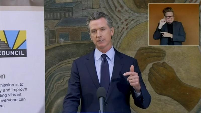 WATCH TODAY: Gov. Gavin Newsom to discuss homelessness ...