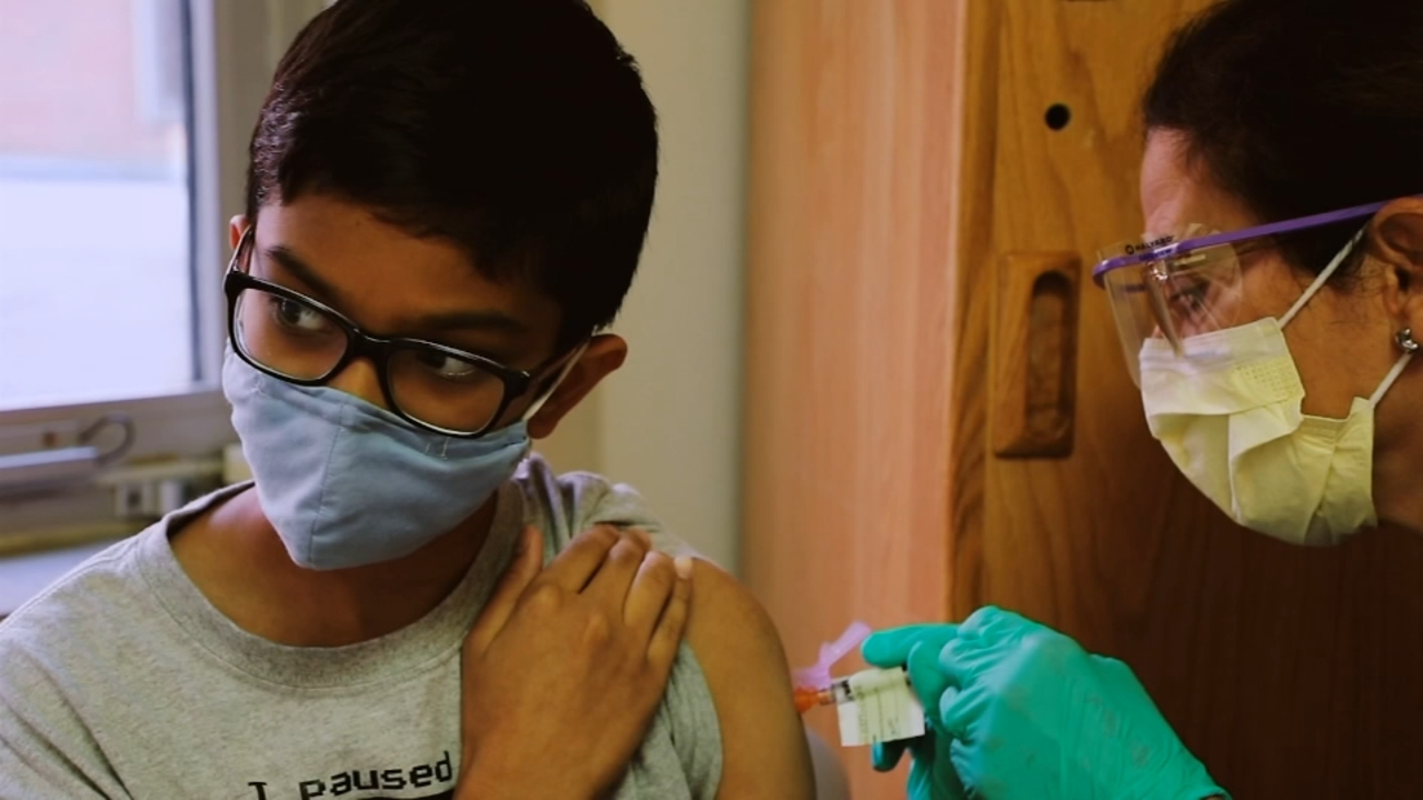 'Going to be very easy': Health officials explain what to expect for vaccinating 12-15 year-olds