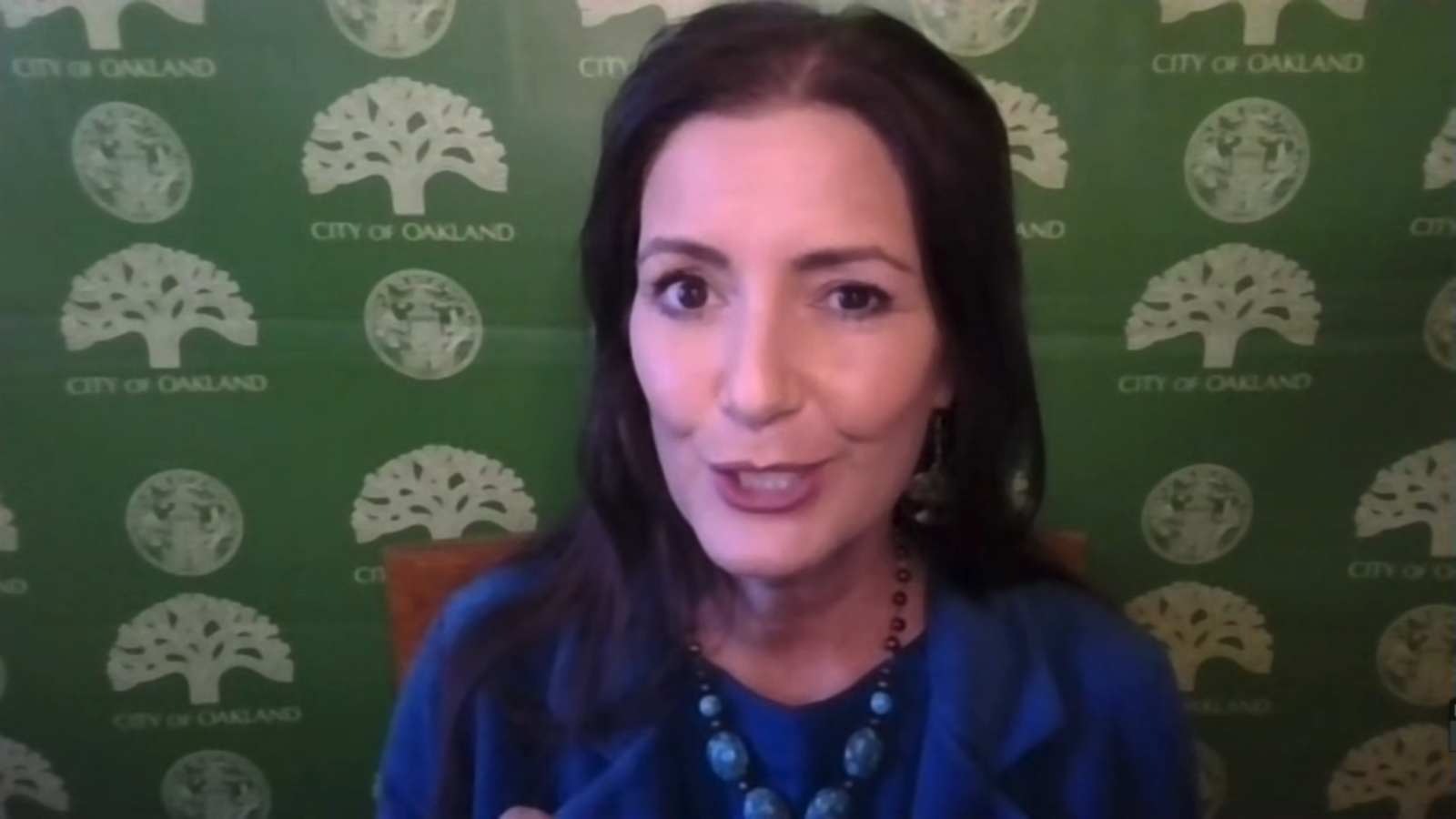 Oakland mayor reacts to A's threats to relocate as delays with new stadium continue
