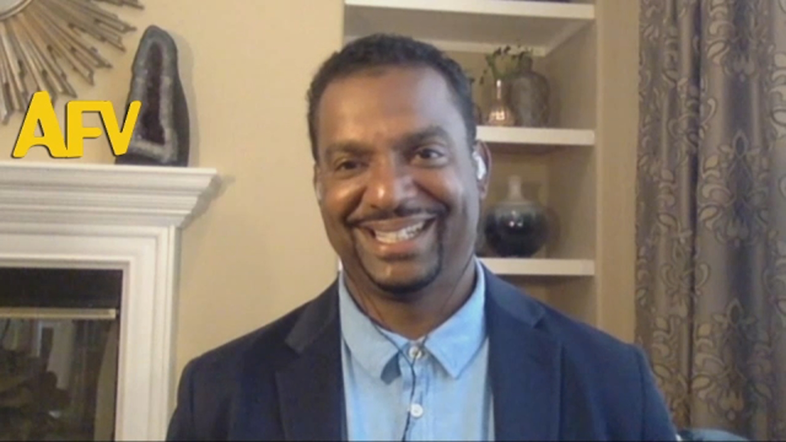 Alfonso Ribeiro on Americas Funniest Videos in COVID-19