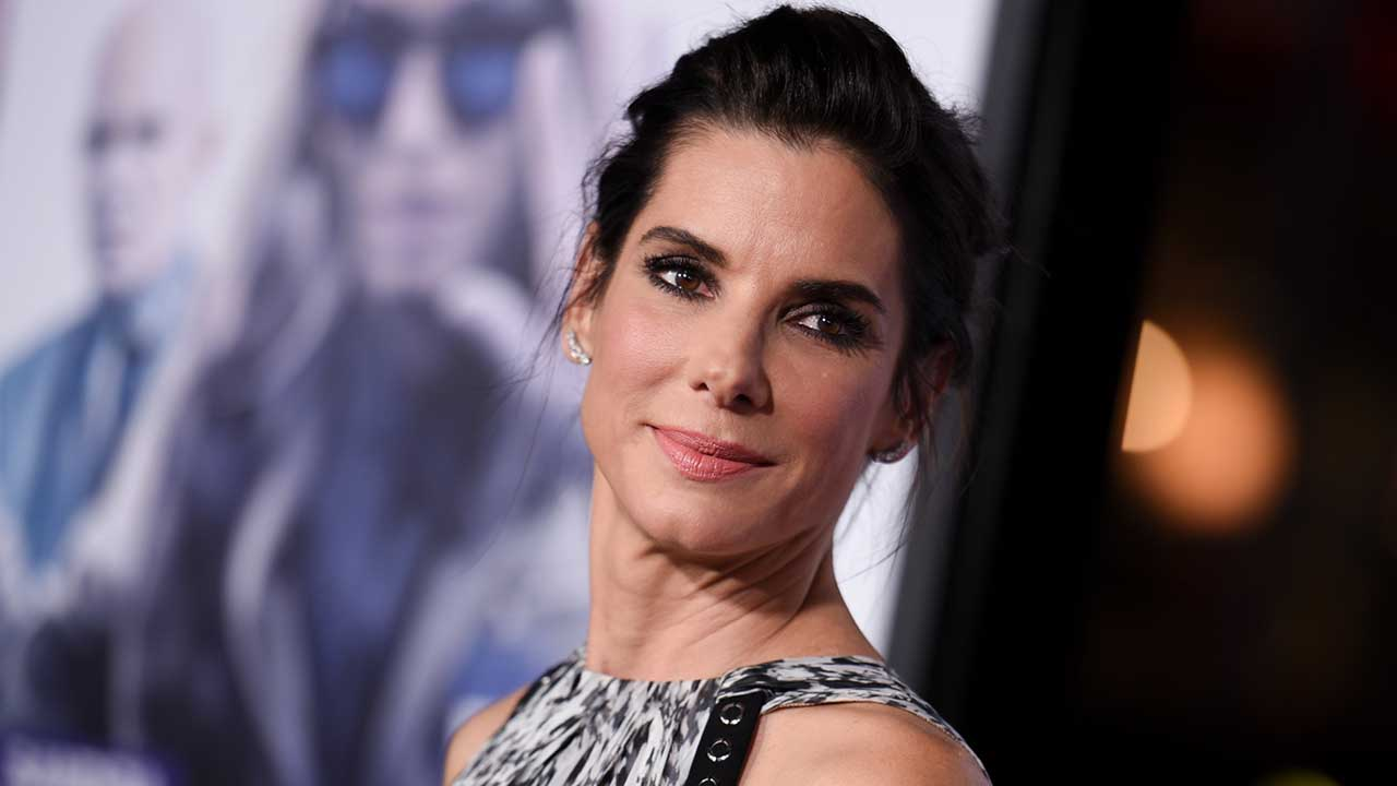 "Actress Sandra Bullock arrives at the LA Premiere of ""Our Brand is Crisis"" held at the TCL Chinese Theatre on Monday Oct. 26, 2015, in Los Angeles."