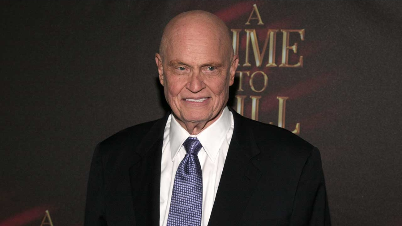 """Actor and politician Fred Thompson attends the opening night party for """"A Time To Kill"""" on Broadway on Sunday, Oct. 20, 2013 in New York."""