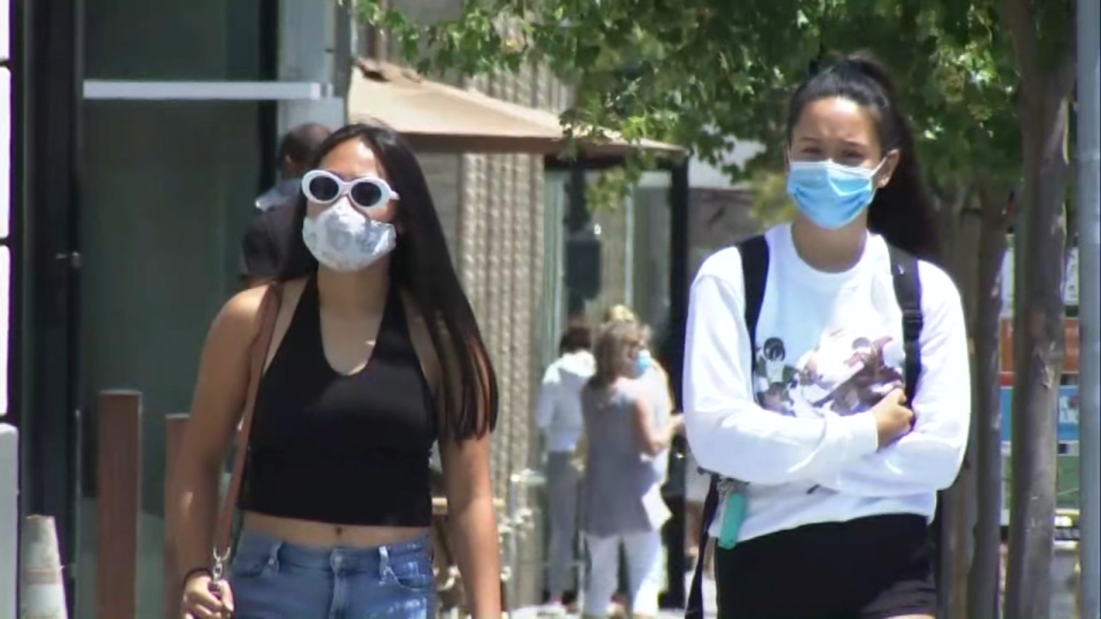 CDC eases mask-wearing for vaccinated, but Bay Area health official says not so fast