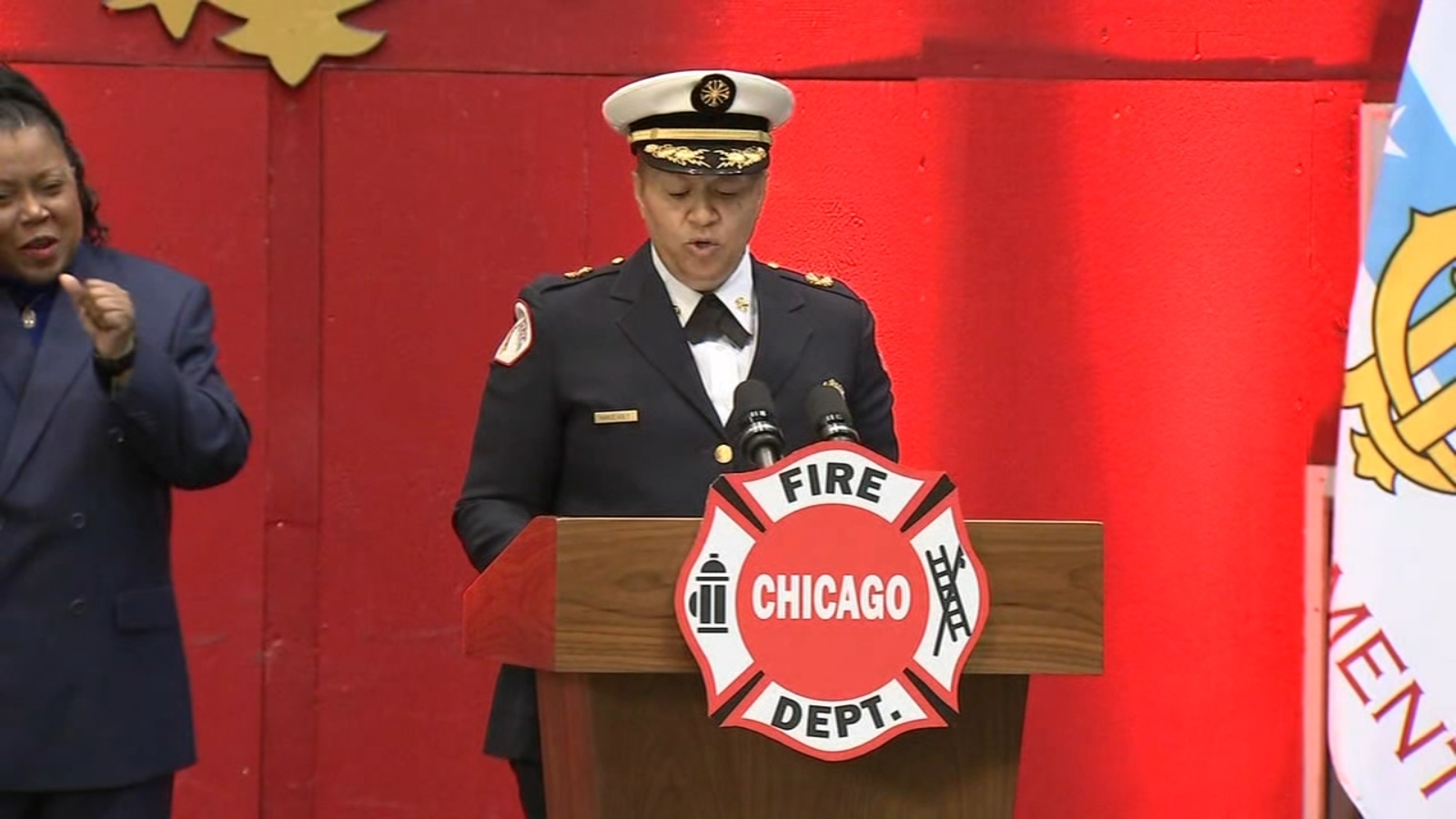 Annette Nance-Holt Nominated to be Commissioner of Chicago Fire Department
