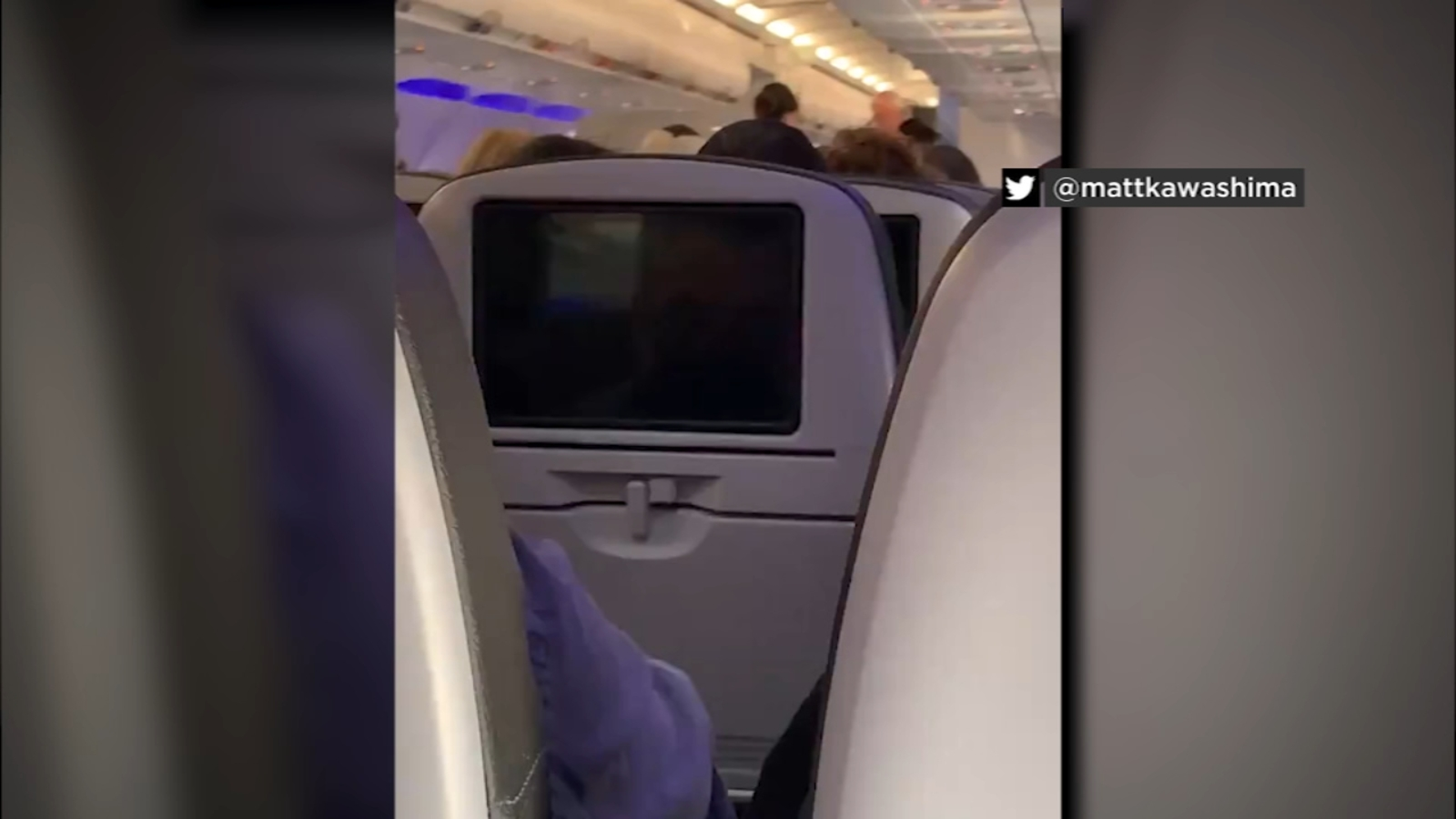 EXCLUSIVE: Passenger on SFO-bound flight refuses to wear mask, snorts substance, becomes abusive