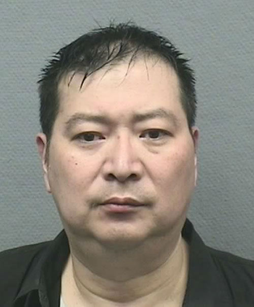 <div class='meta'><div class='origin-logo' data-origin='none'></div><span class='caption-text' data-credit='Photo/Harris County District Attorney's Office'>Patrick Wong was involved in illegal baccarat gambling located inside a nondescript building on Wilcrest.</span></div>