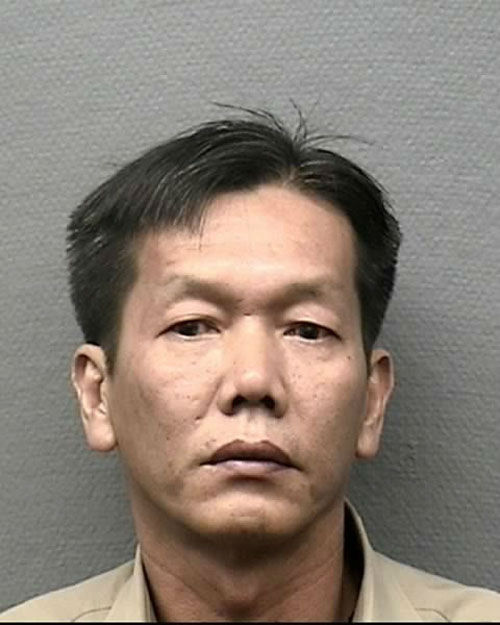 <div class='meta'><div class='origin-logo' data-origin='none'></div><span class='caption-text' data-credit='Photo/Harris County District Attorney's Office'>Ven Lam was involved in illegal baccarat gambling located inside a nondescript building on Wilcrest.</span></div>