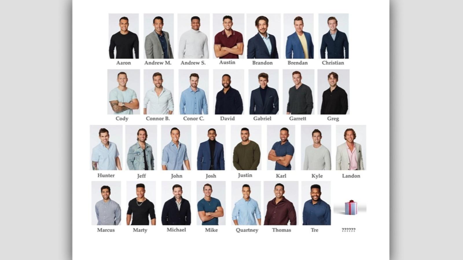 Bachelorette 2021 cast: Meet the men vying for Katie ...