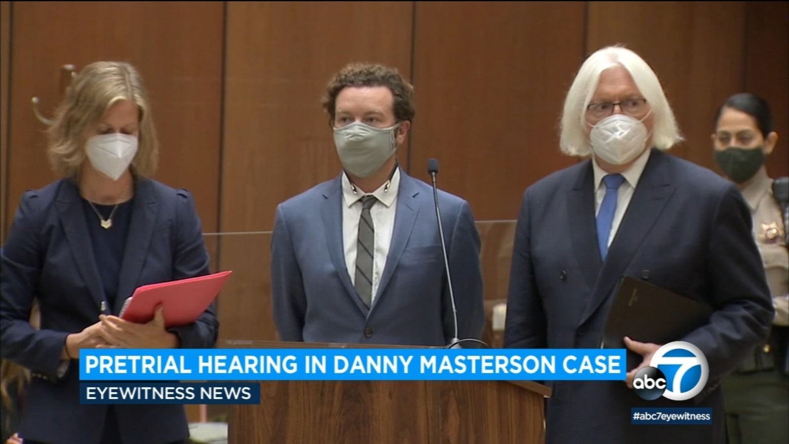 Danny Masterson trial: Woman details alleged 2003 rape by 'That '70s Show'  actor - ABC13 Houston