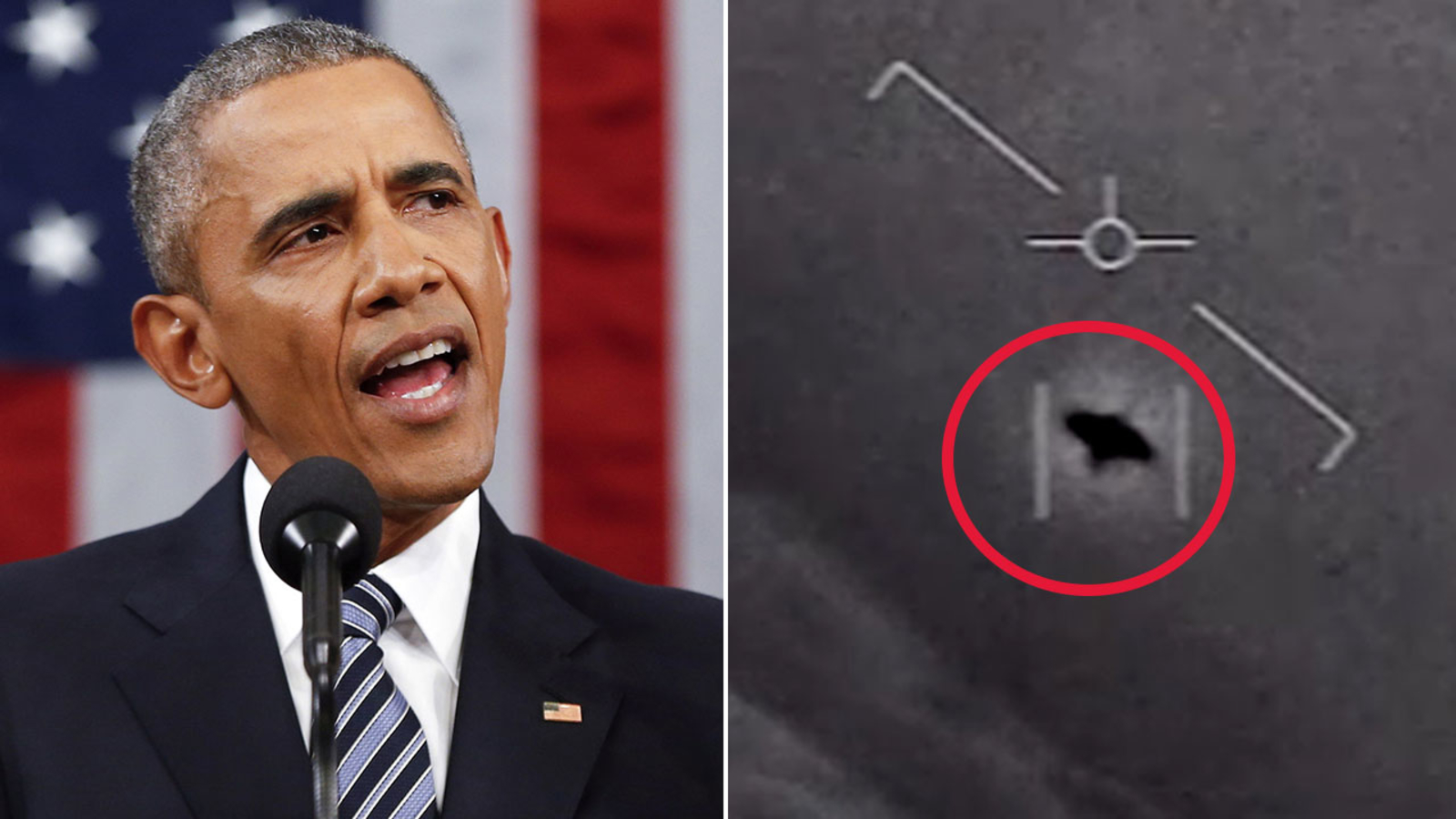 Barack Obama just said something very interesting about UFOs - ABC7 Los  Angeles