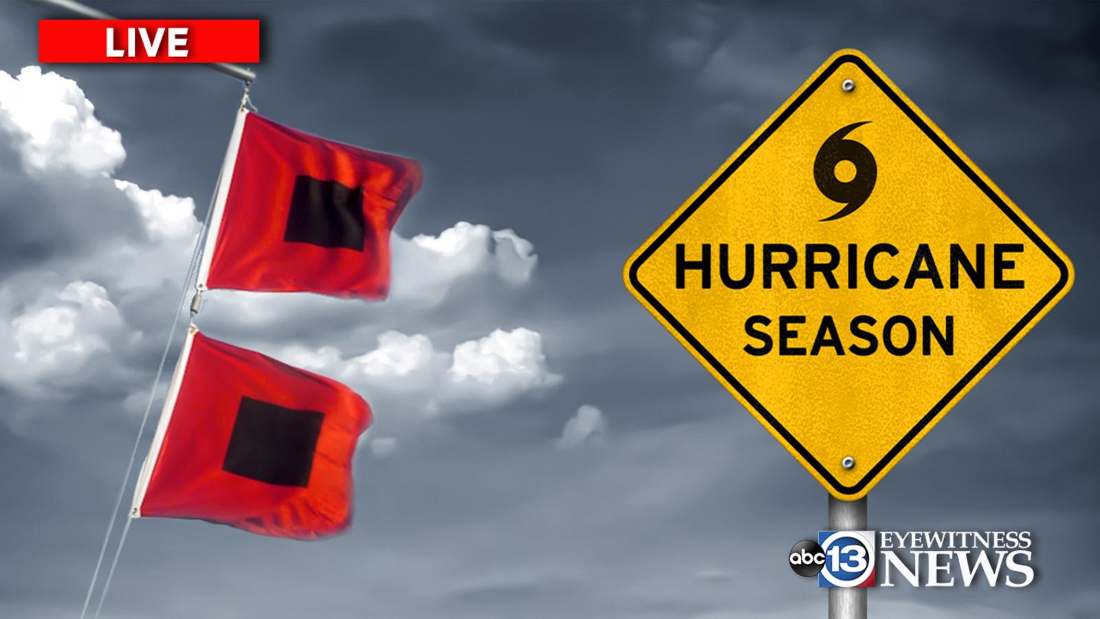 LIVE: Above-normal Atlantic Hurricane Season expected, NOAA says