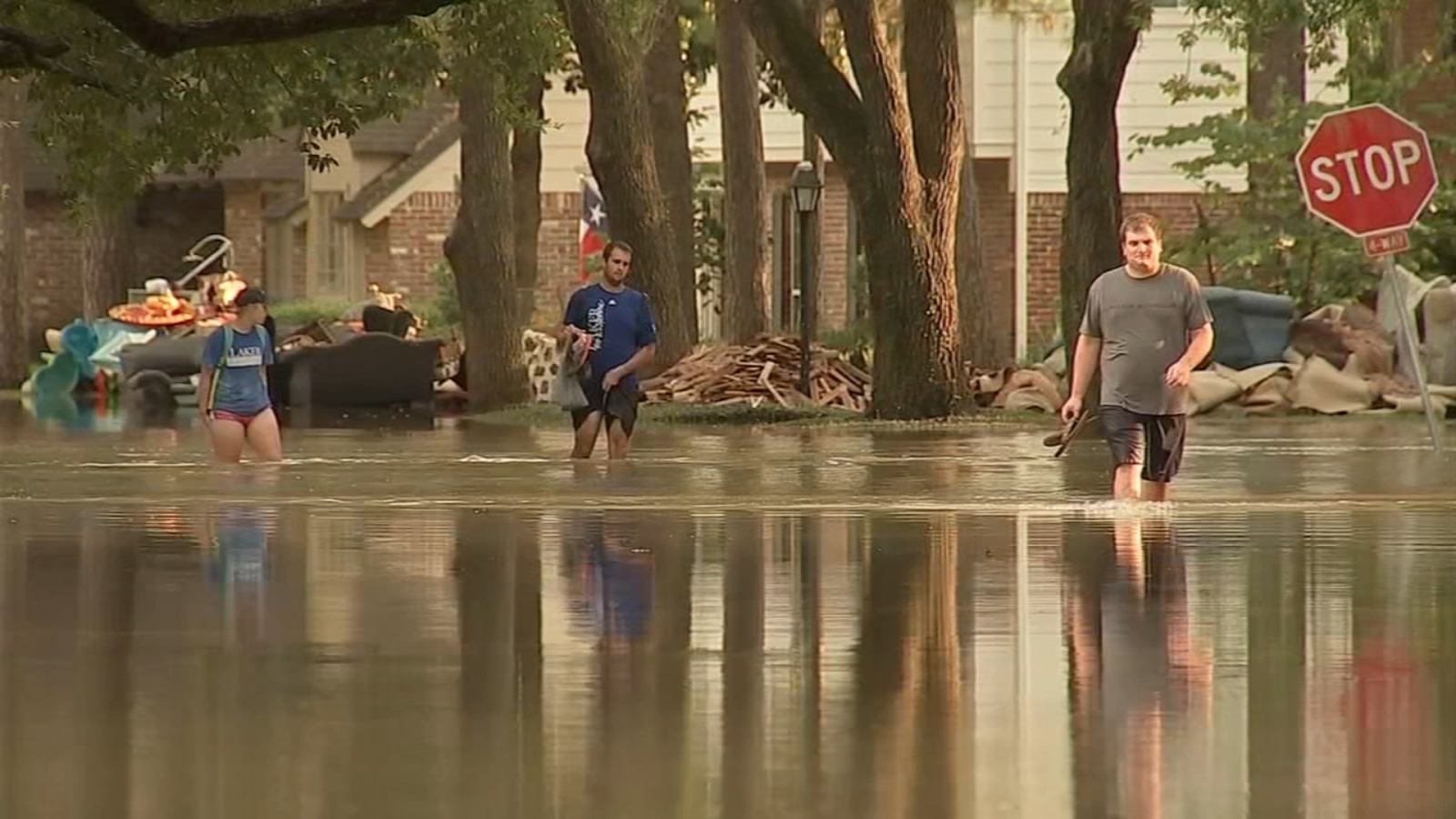 Harris County and Houston left out of $1 billion in flood mitigation aid