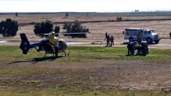 "<div class=""meta image-caption""><div class=""origin-logo origin-image none""><span>none</span></div><span class=""caption-text"">In this image, a helicopter is seen transporting a UC Merced stabbing victim to the hospital on Wednesday, November 4, 2015. (@LauraAnthony7/Twitter)</span></div>"