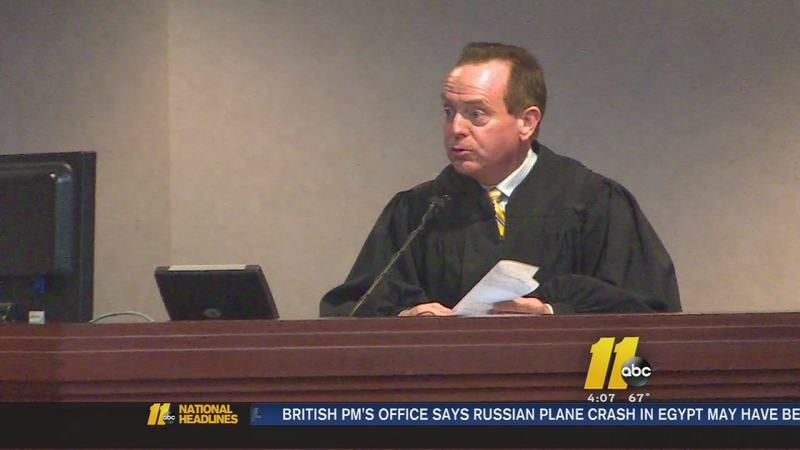NC judge arrested on bribery charges