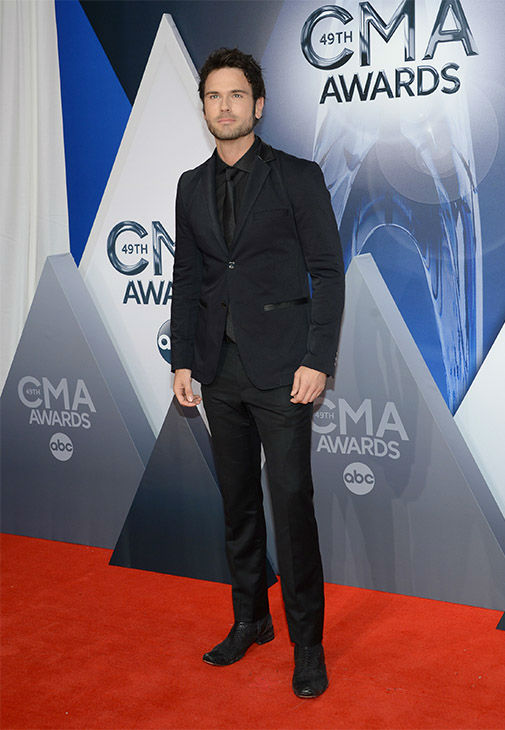 <div class='meta'><div class='origin-logo' data-origin='none'></div><span class='caption-text' data-credit='Evan Agostini/Invision/AP'>Chuck Wicks arrives at the 49th annual CMA Awards at the Bridgestone Arena on Wednesday, Nov. 4, 2015, in Nashville, Tenn.</span></div>