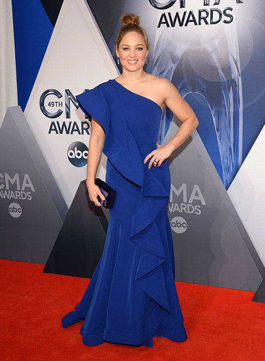 <div class='meta'><div class='origin-logo' data-origin='none'></div><span class='caption-text' data-credit='Evan Agostini/Invision/AP'>Erika Christensen arrives at the 49th annual CMA Awards at the Bridgestone Arena on Wednesday, Nov. 4, 2015, in Nashville, Tenn.</span></div>