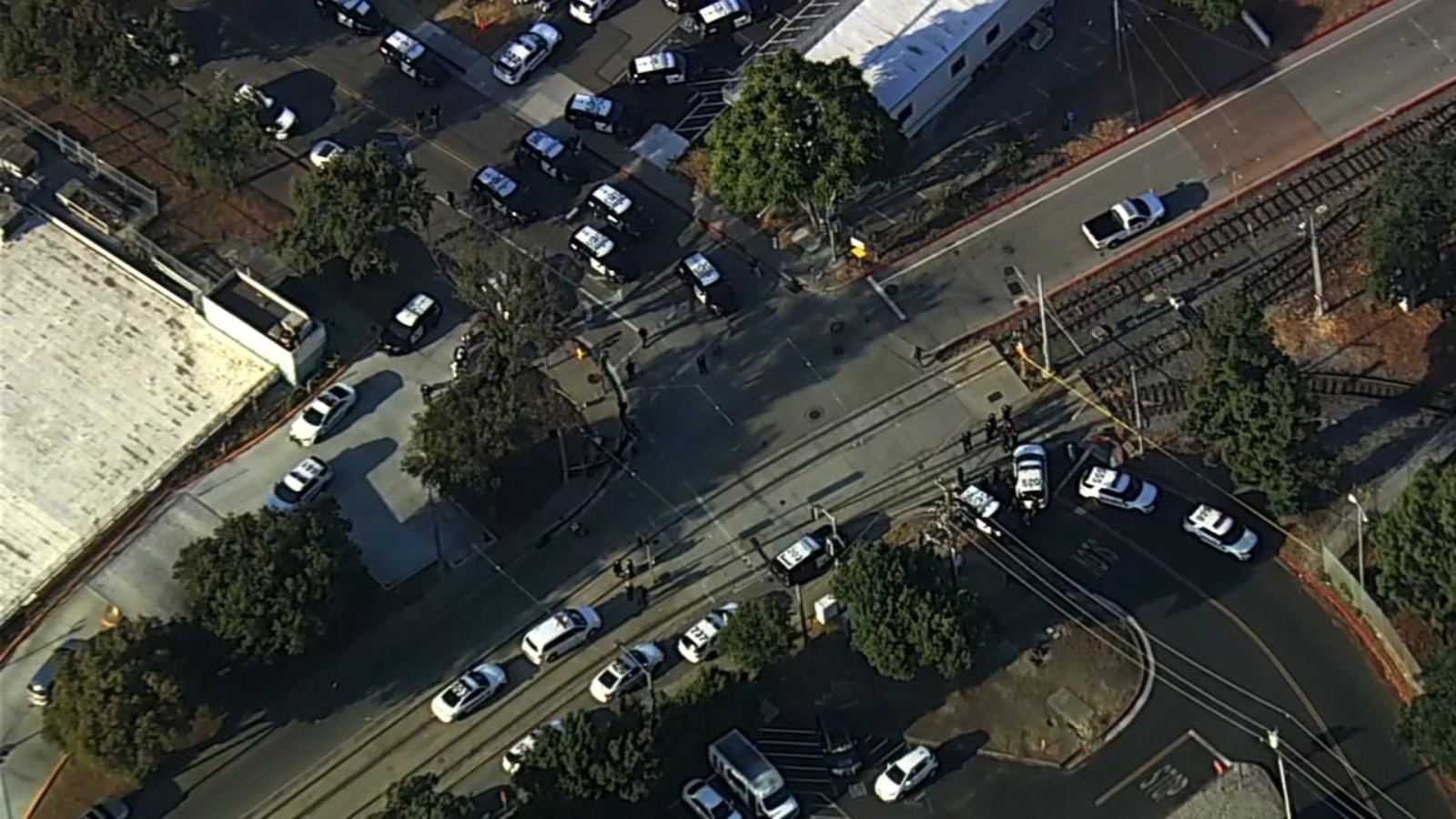 LIVE: Multiple injuries in 'active scene' shooting in San Jose, Calif., officials say