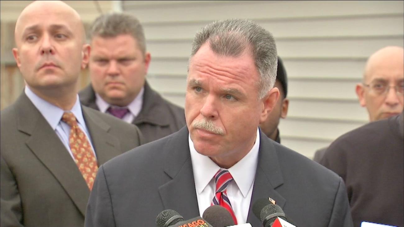 Chicago Police Supt. Garry McCarthy