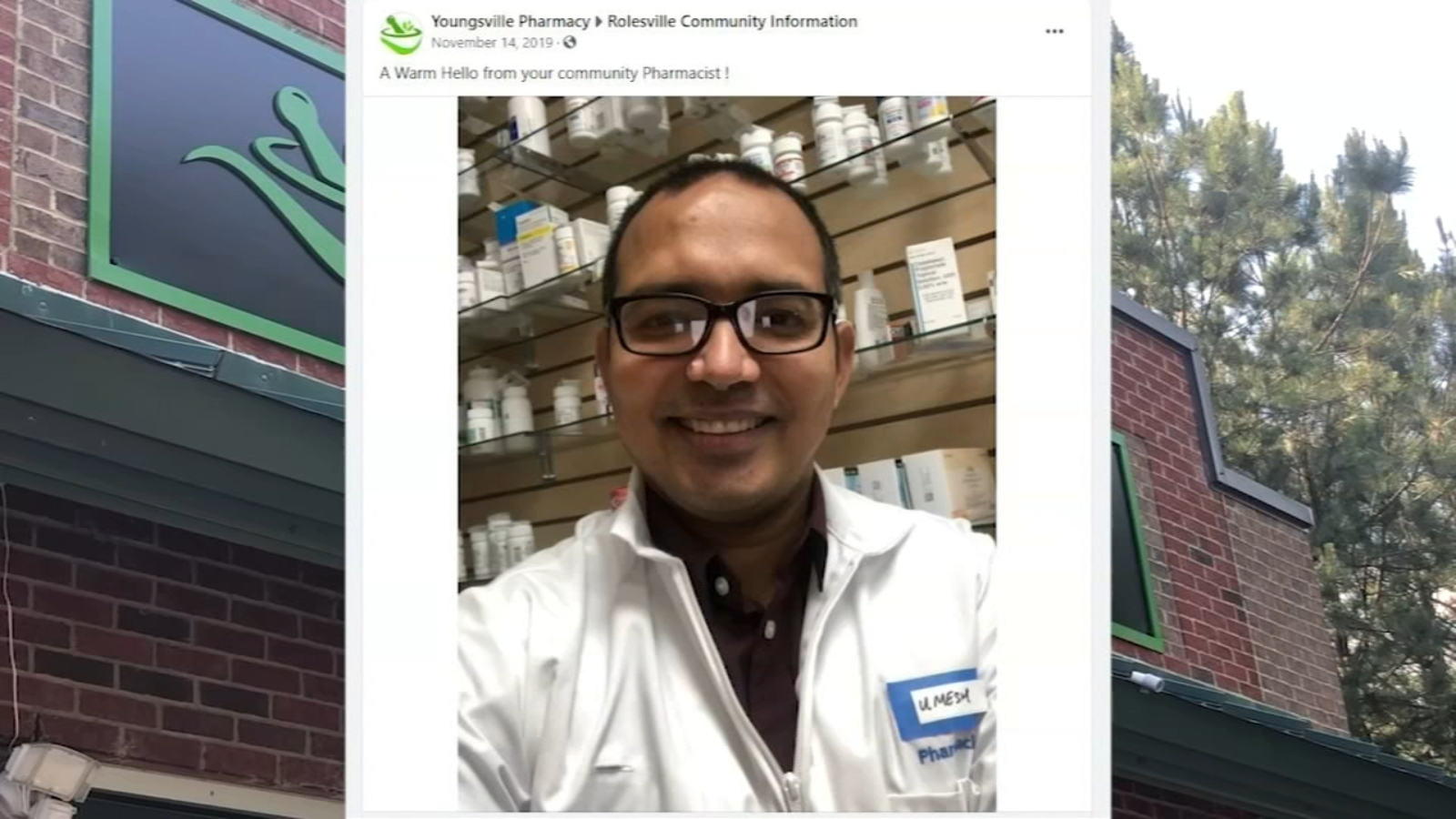 Youngsville pharmacist faces online backlash for confrontational approach to vaccine resistance