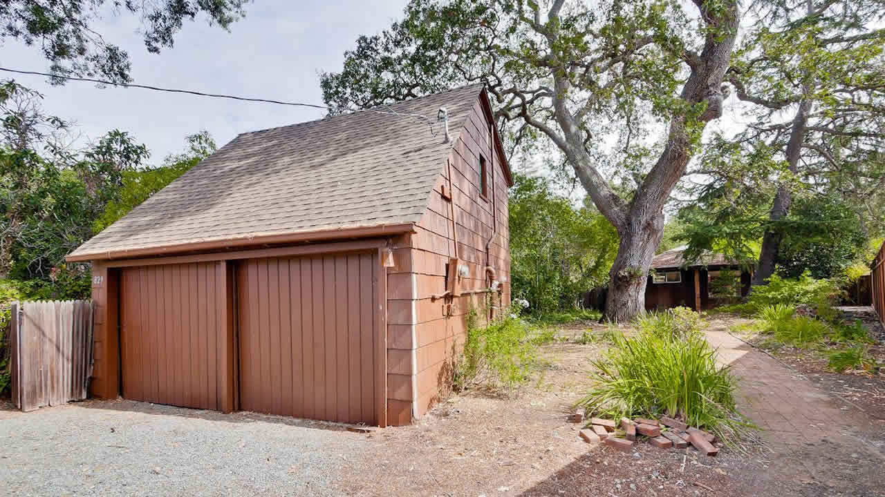 This 180 square foot home in Palo Alto, Calif. is on the market for nearly $2 million.