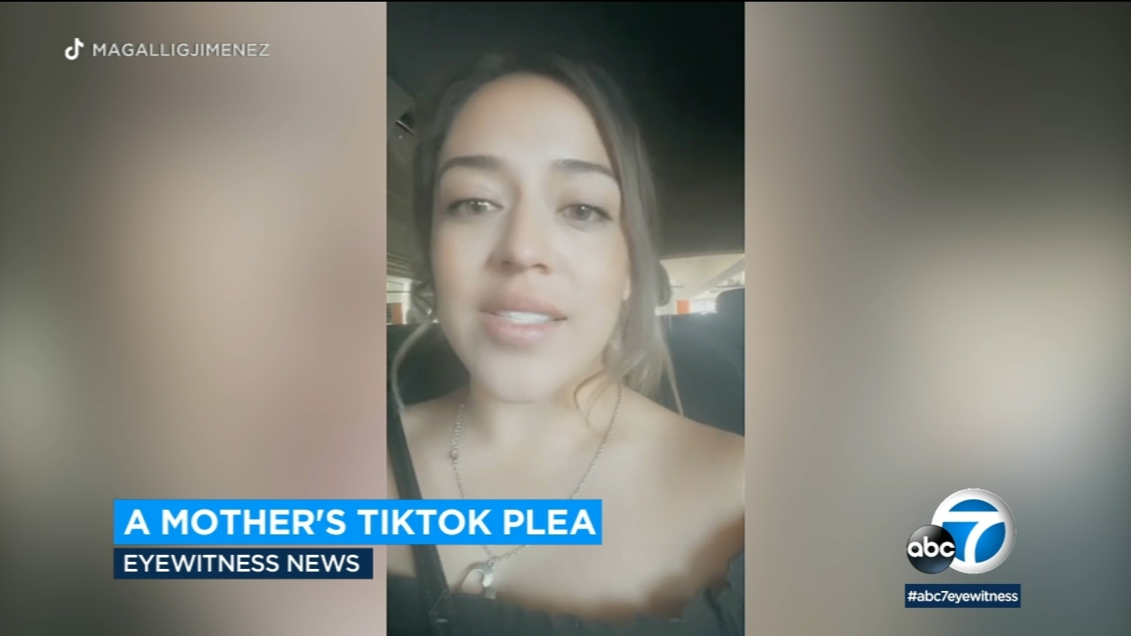 As southern California mom takes toddler to chemo, burglars ransack, vandalize her car